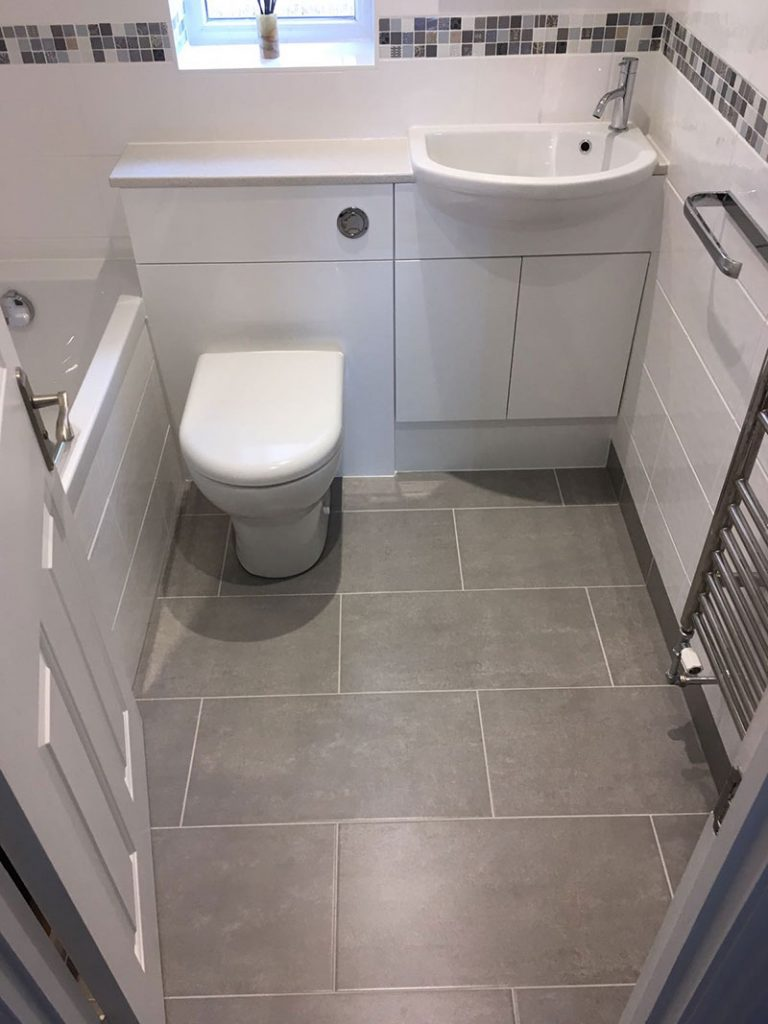 bathroom design Eastleigh
