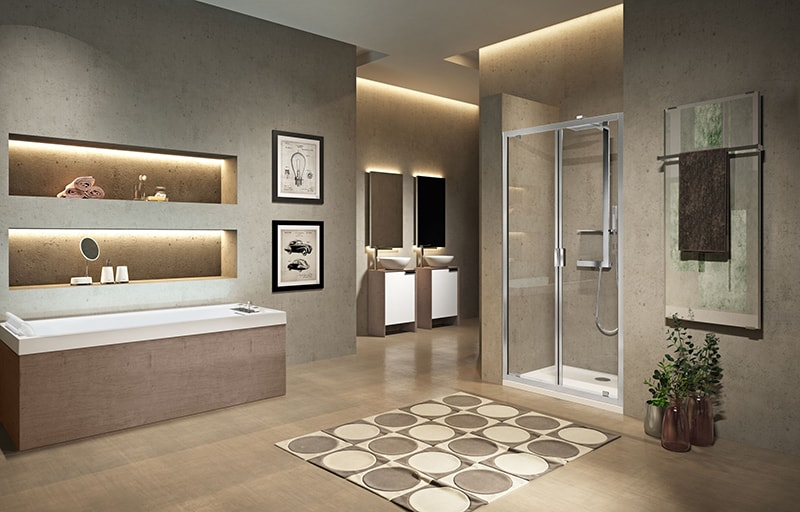 bathroom designers hedge end