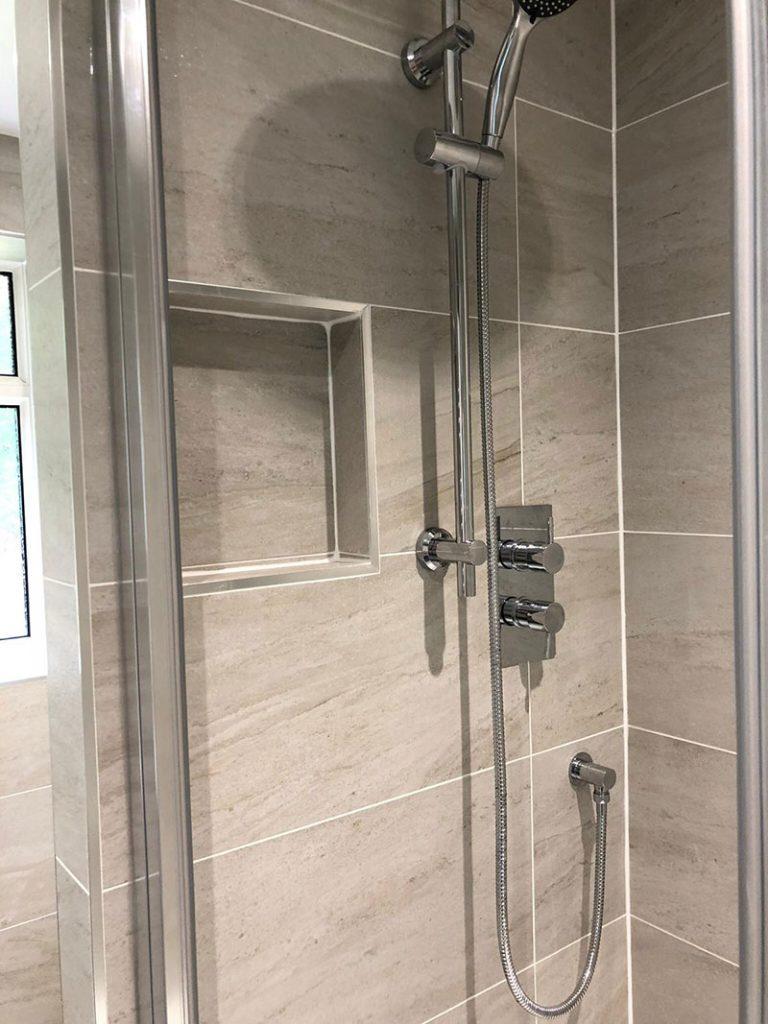Hampshire Bathroom Design